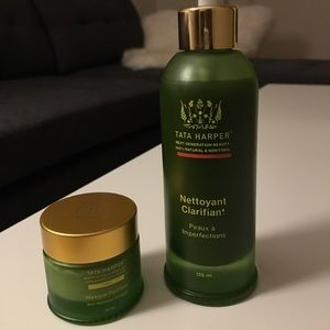 Tats Harper skin care products barely used